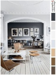 Inspiring Living Room Color Schemes Ideas Will Make Space Beautiful40
