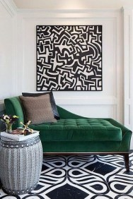 Lovely Fall Emerald Home Decoration Ideas08