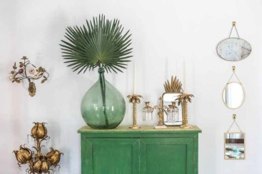 Lovely Fall Emerald Home Decoration Ideas17