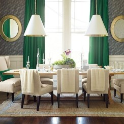Lovely Fall Emerald Home Decoration Ideas18