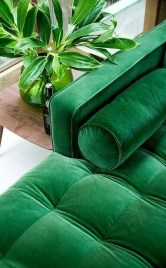 Lovely Fall Emerald Home Decoration Ideas39