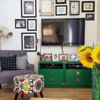 Lovely Fall Emerald Home Decoration Ideas42