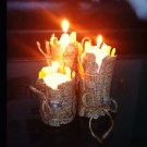 Magnificient Decorated Candle Ideas25
