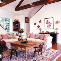 Modern Chic Farmhouse Living Room Design Decor Ideas Home14