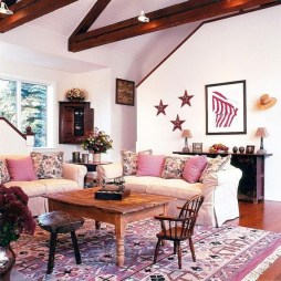 Modern Chic Farmhouse Living Room Design Decor Ideas Home14