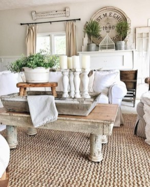 Modern Chic Farmhouse Living Room Design Decor Ideas Home21