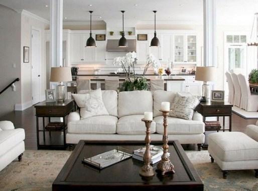 Modern Chic Farmhouse Living Room Design Decor Ideas Home29