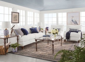 Perfect Coastal Living Room Ideas07