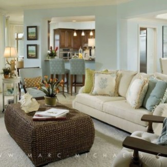 Perfect Coastal Living Room Ideas08