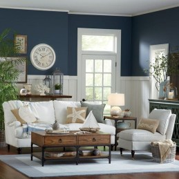 Perfect Coastal Living Room Ideas23
