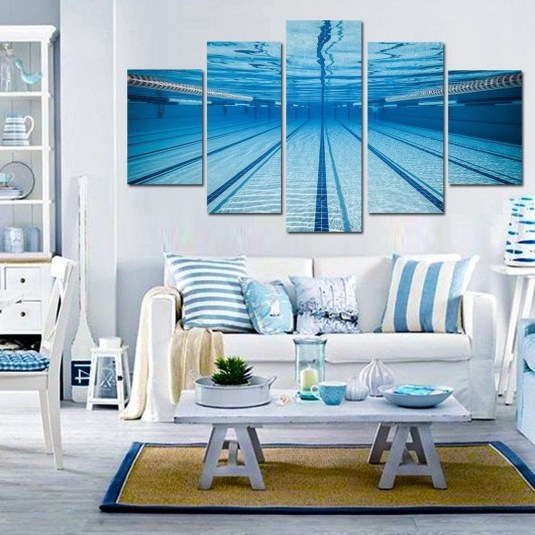Perfect Coastal Living Room Ideas25