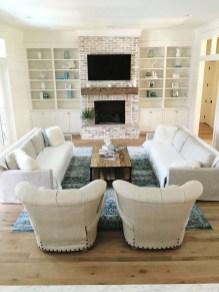 Perfect Coastal Living Room Ideas31
