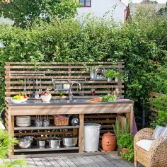 Perfect Outdoor Kitchen Ideas Make Guest Excited04
