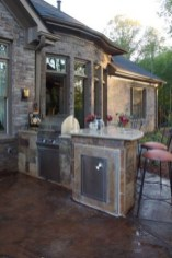 Perfect Outdoor Kitchen Ideas Make Guest Excited05