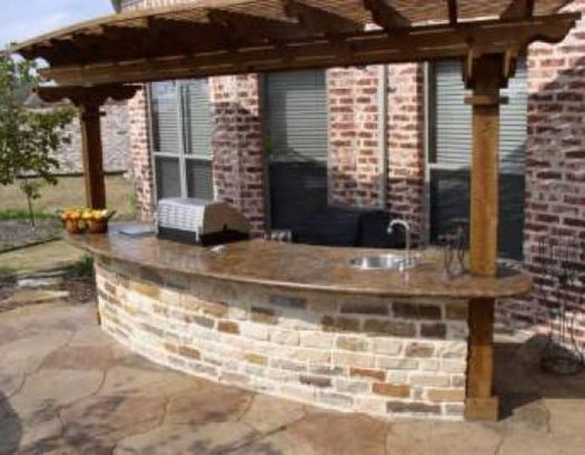 Perfect Outdoor Kitchen Ideas Make Guest Excited09