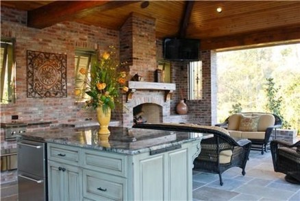 Perfect Outdoor Kitchen Ideas Make Guest Excited14