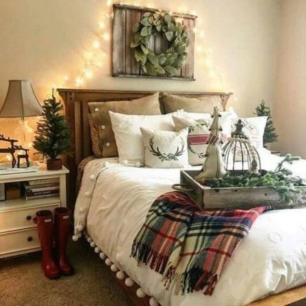 Perfect Winter Bedroom Decoration Ideas12