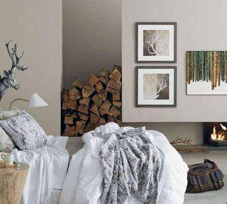 Perfect Winter Bedroom Decoration Ideas13