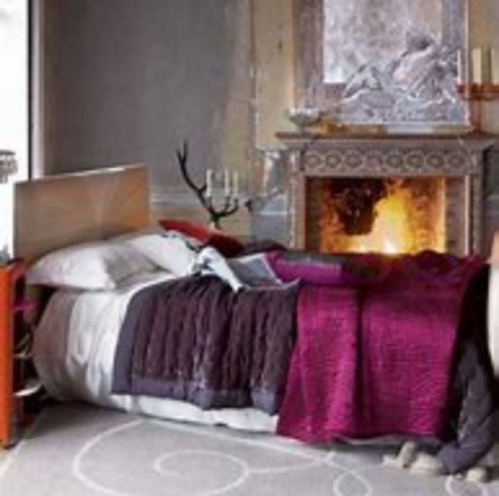 Perfect Winter Bedroom Decoration Ideas45