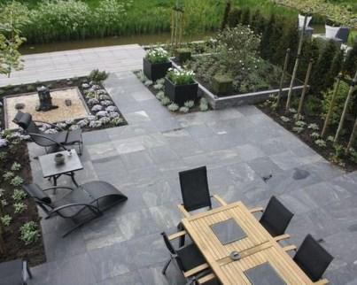 Pretty Grassless Backyard Landscaping Ideas22