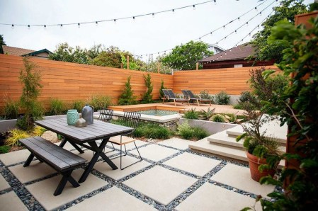 Pretty Grassless Backyard Landscaping Ideas42
