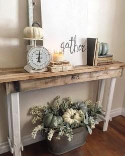 Stylish French Farmhouse Fall Table Design Ideas03