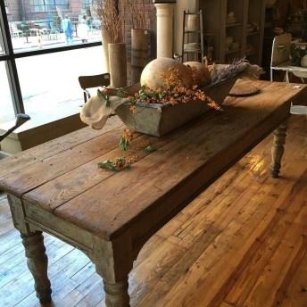 Stylish French Farmhouse Fall Table Design Ideas17