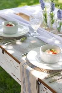 Stylish French Farmhouse Fall Table Design Ideas48