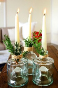 Amazing Decoration Your Small Space For Christmas06