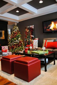 Amazing Decoration Your Small Space For Christmas08