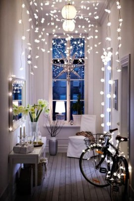 Amazing Decoration Your Small Space For Christmas30