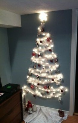 Amazing Decoration Your Small Space For Christmas37