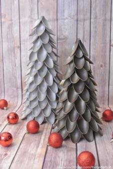 Amazing Diy Christmas Tree Ideas11