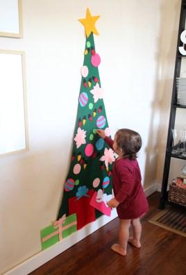 Amazing Diy Christmas Tree Ideas15