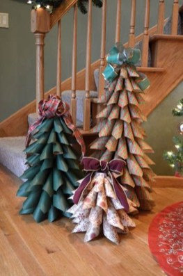 Amazing Diy Christmas Tree Ideas16