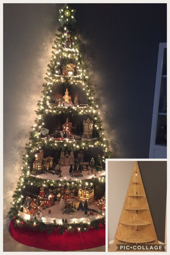 Amazing Diy Christmas Tree Ideas36