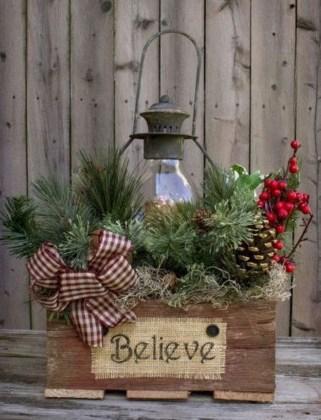 Amazing Farmhouse Christmas Decor06