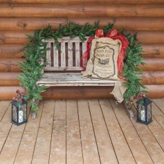 Amazing Outdoor Christmas Ideas For Porch Décor01
