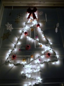 Amazing Outdoor Christmas Trees Ideas 10