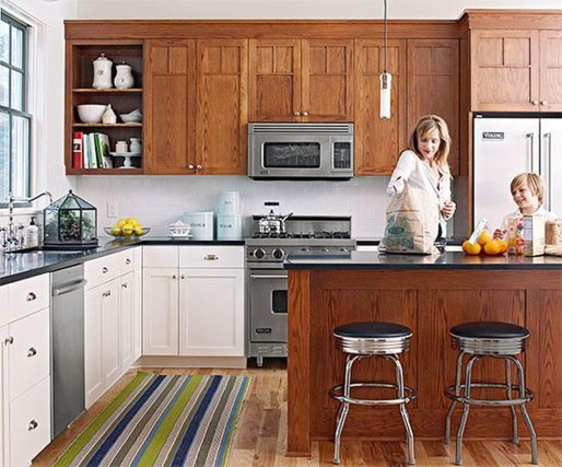Best Ideas To Design Living Room With Kitchen Properly23