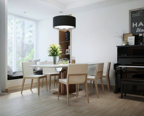 Best Ideas To Design Living Room With Kitchen Properly30