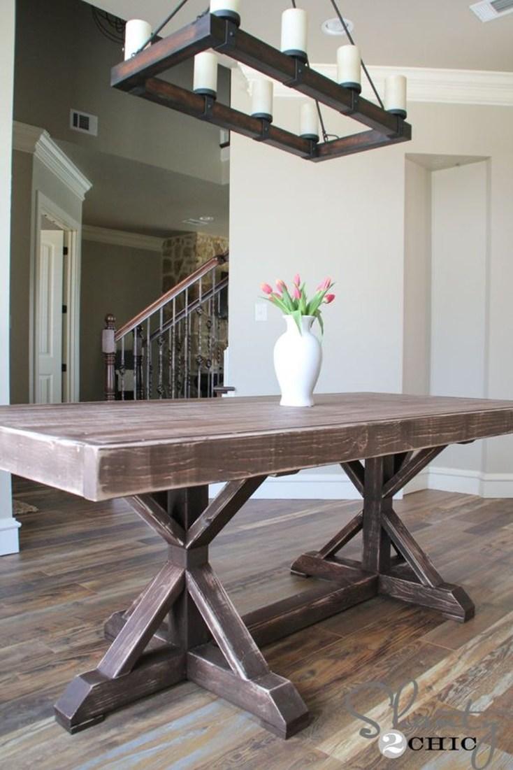 Comfy Diy Dining Table Ideas11