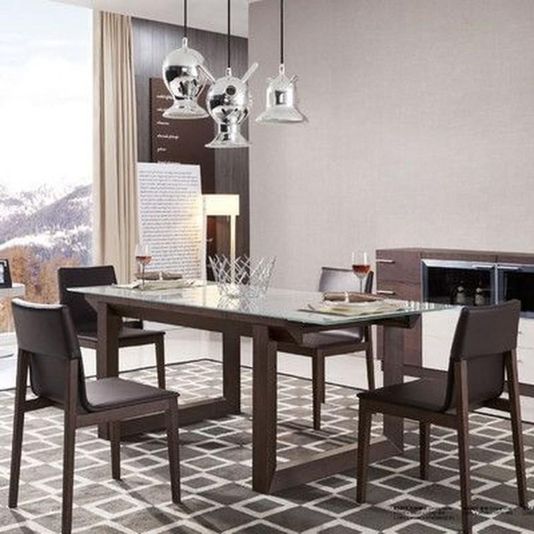 Comfy Diy Dining Table Ideas21