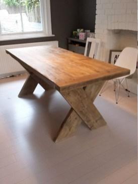 Comfy Diy Dining Table Ideas27