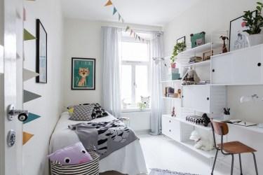 Cozy Scandinavian Kids Rooms Designs Ideas24