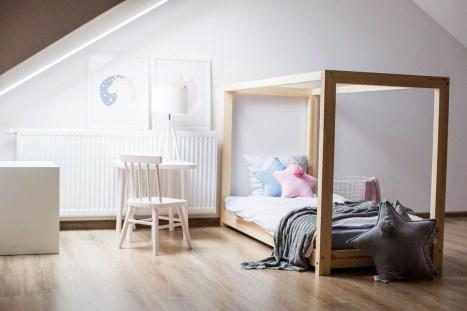 Cozy Scandinavian Kids Rooms Designs Ideas27