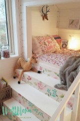 Cozy Scandinavian Kids Rooms Designs Ideas32