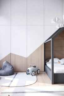 Cozy Scandinavian Kids Rooms Designs Ideas44