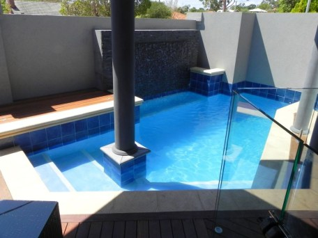 Cozy Swimming Pool Design Ideas For Your Home Backyard13
