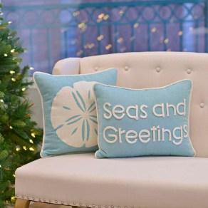 Creative Beach Christmas Decor Ideas12